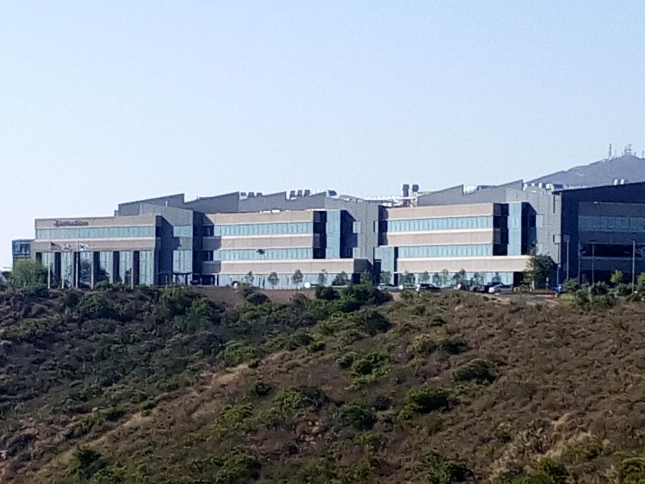 Schauplatz des Extreme Memory Tournament 2016: Dart Neuroscience Headquarter, San Diego, Californien.