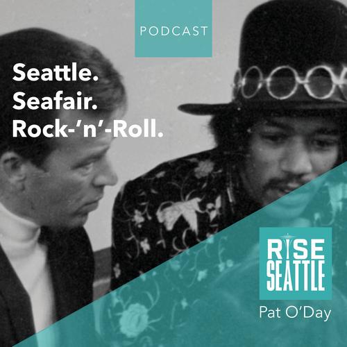 S1. E1. Pat O'Day: Seattle, Seafair & Rock'n'Roll