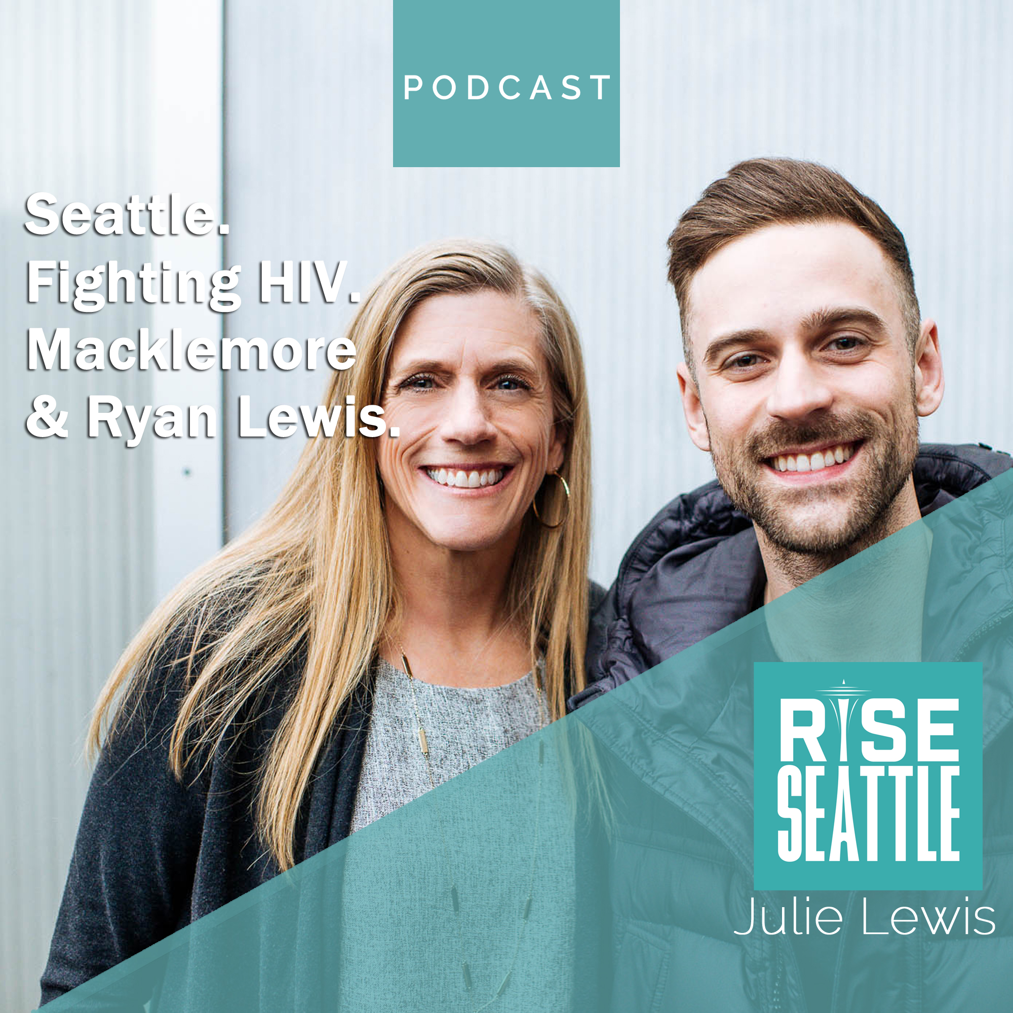S1.E2. Julie Lewis: A Seattle local on surviving HIV and leaving a legacy