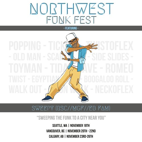 Nov 24: Popping Workshop with Sweepy