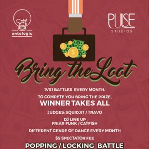 Jan 21: Bring the Loot