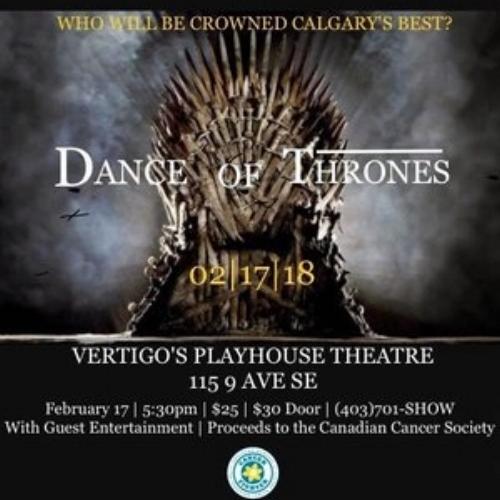 Feb 17: Dance of Thrones