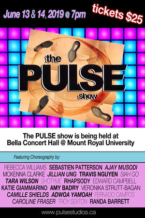June 13 & 14 - 2019 Pulse Show