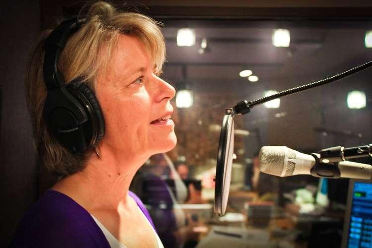 Co-host Martha Barnette