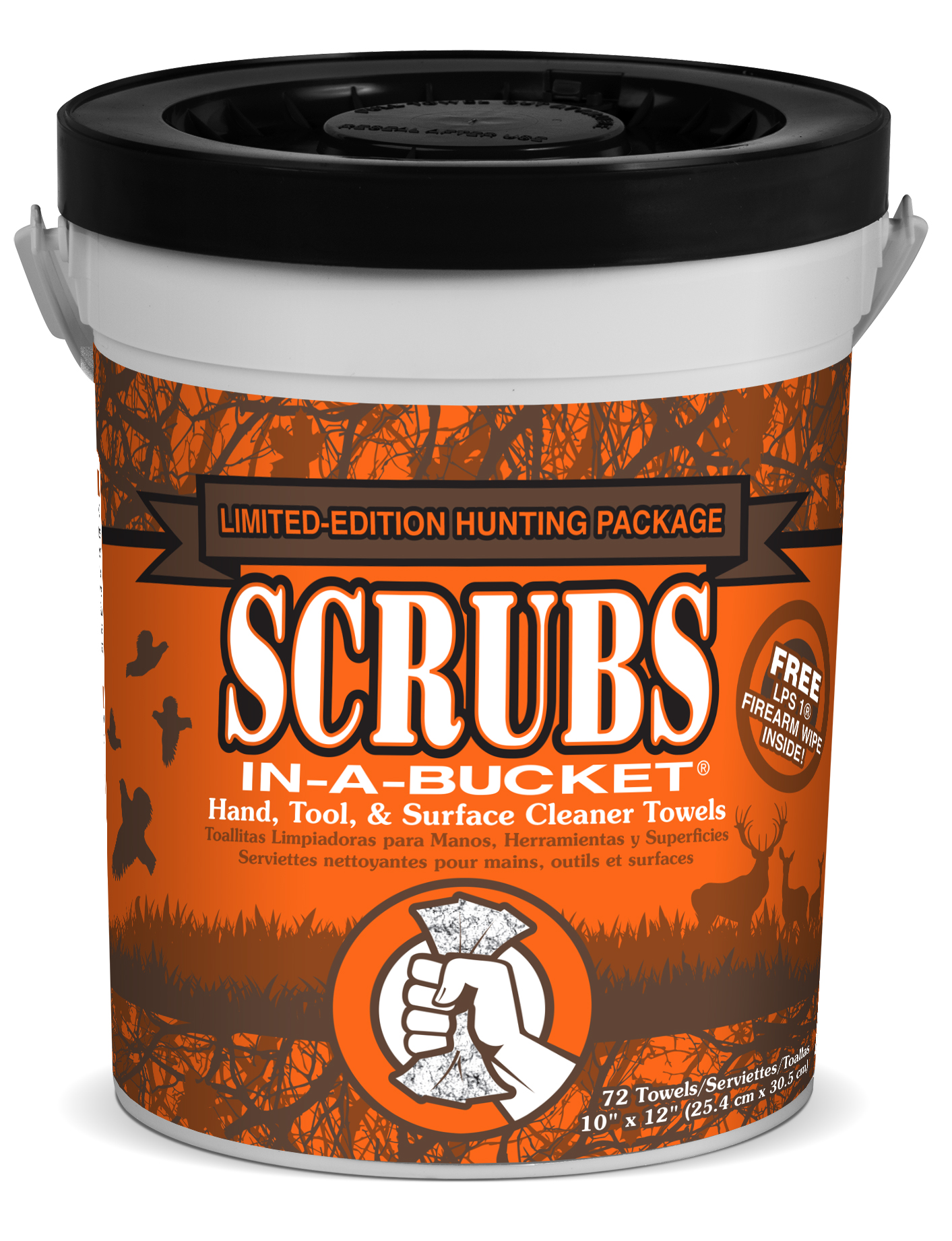 SCRUBS Limited-Edition Hunting Package