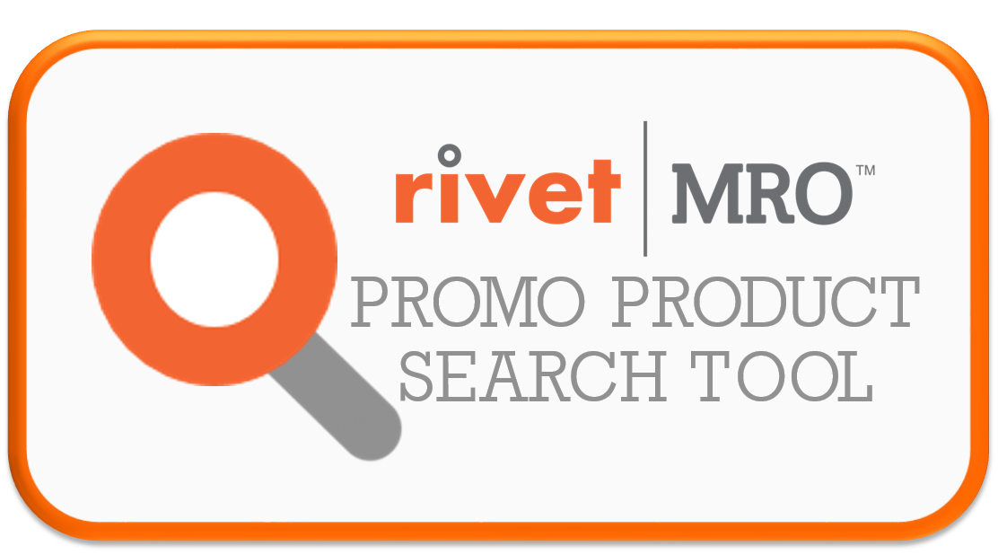 Industrial MRO Manufacturing Distribution Promotional Products or Ad Specialty Search Tool