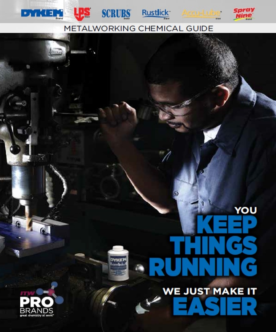 ITW Pro Brands Metalworking Product Catalog