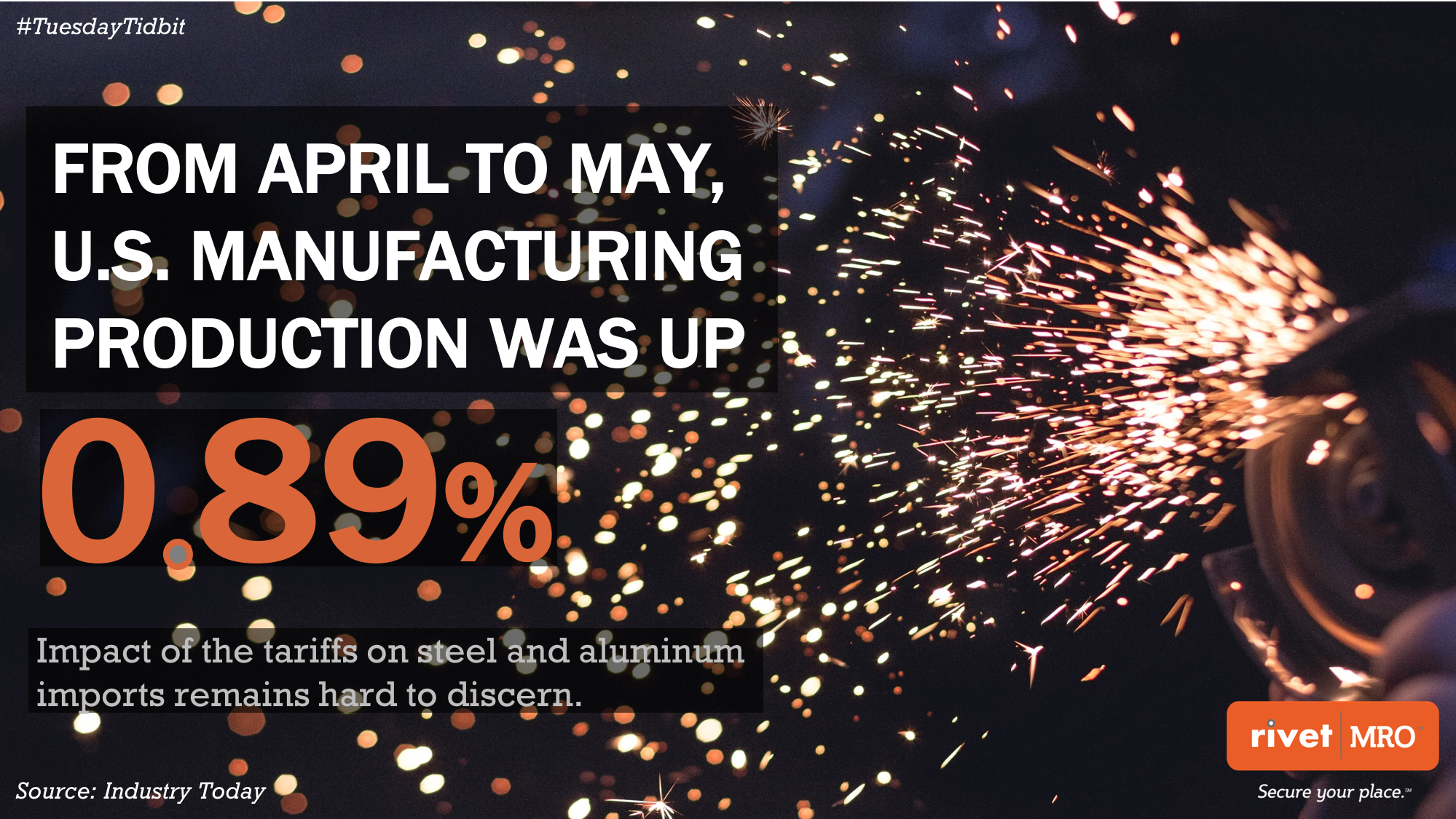 Manufacturing Production Tuesday Tidbit by Rivet MRO Industrial Marketing Agency and Distributor Co-op Marketing Consultant.png