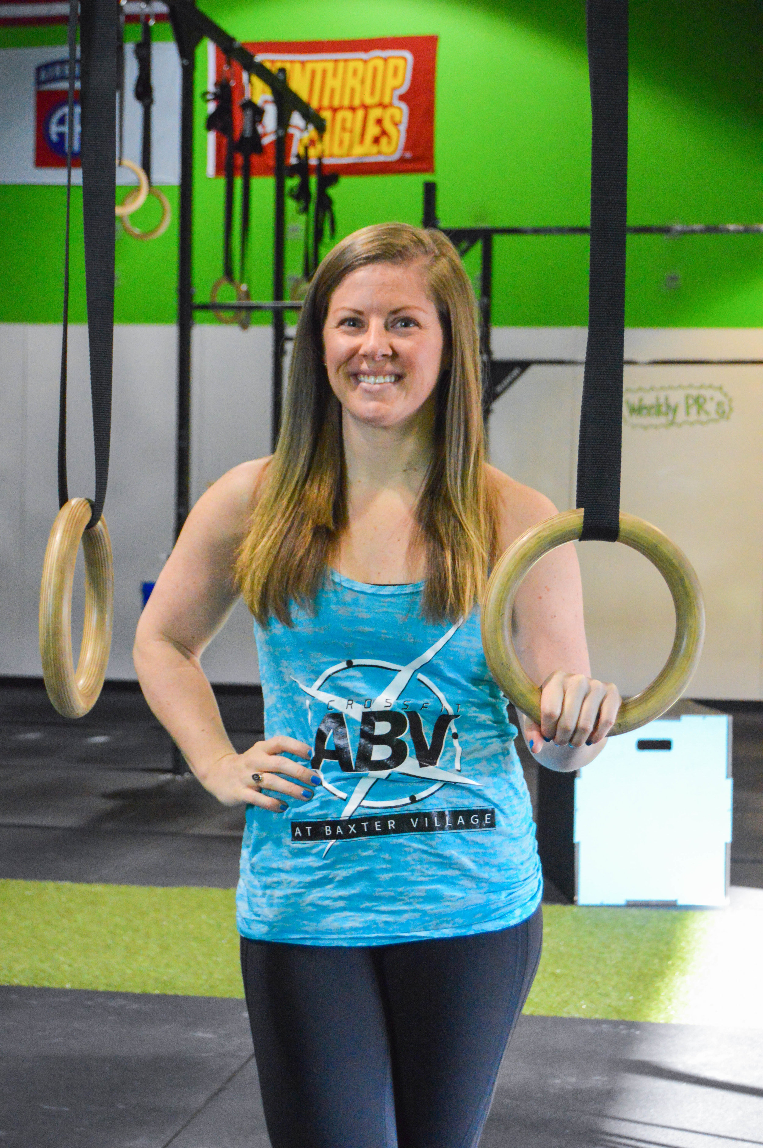 KRISTA BERGMAN   CrossFit Level 1 CrossFit Level 2 CrossFit Kids CrossFit Gymnastics CrossFit Endurance CrossFit Mobility CPR/AED