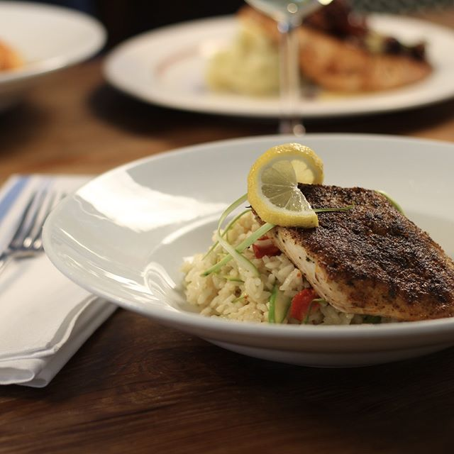 Dinner Plans? Treat yourself to a delicious Dinner(or lunch) today!  Risotto Special w. Blackened Mahi   #tequesta #tequestafl #tequestaflorida #tequestalife #jupiter #jupiterfl #jupiterflorida #jupiterlife #familyowned #familyownedbusiness #familyownedandoperated #familyownedrestaurant #familyownedbiz #restaurant #restaurants #foodie #foodstagram #foodgram #foodography #foodoftheday #foodpic #foodpics