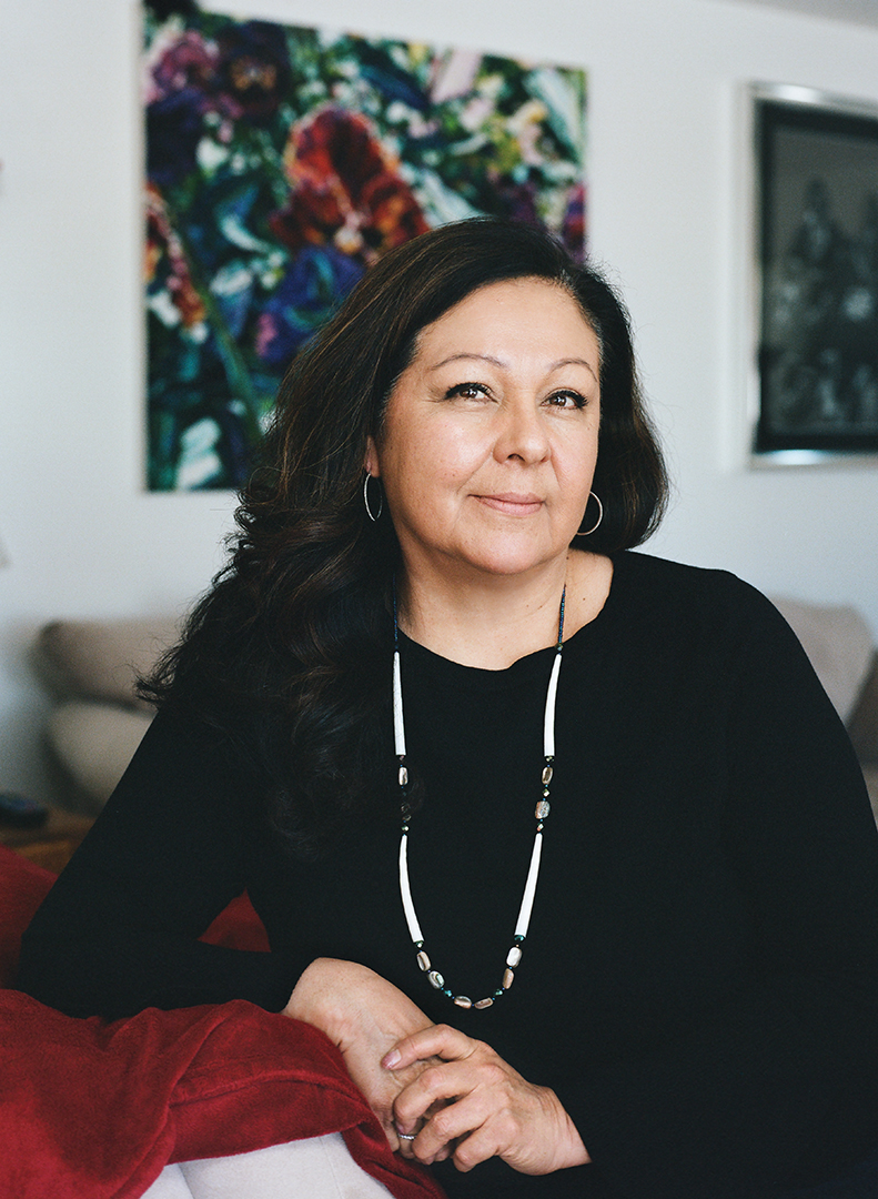 Lynette is a linguist, cultural preservationist, former educator, education consultant and program director in Ft. Washakie on the Wind River Reservation.