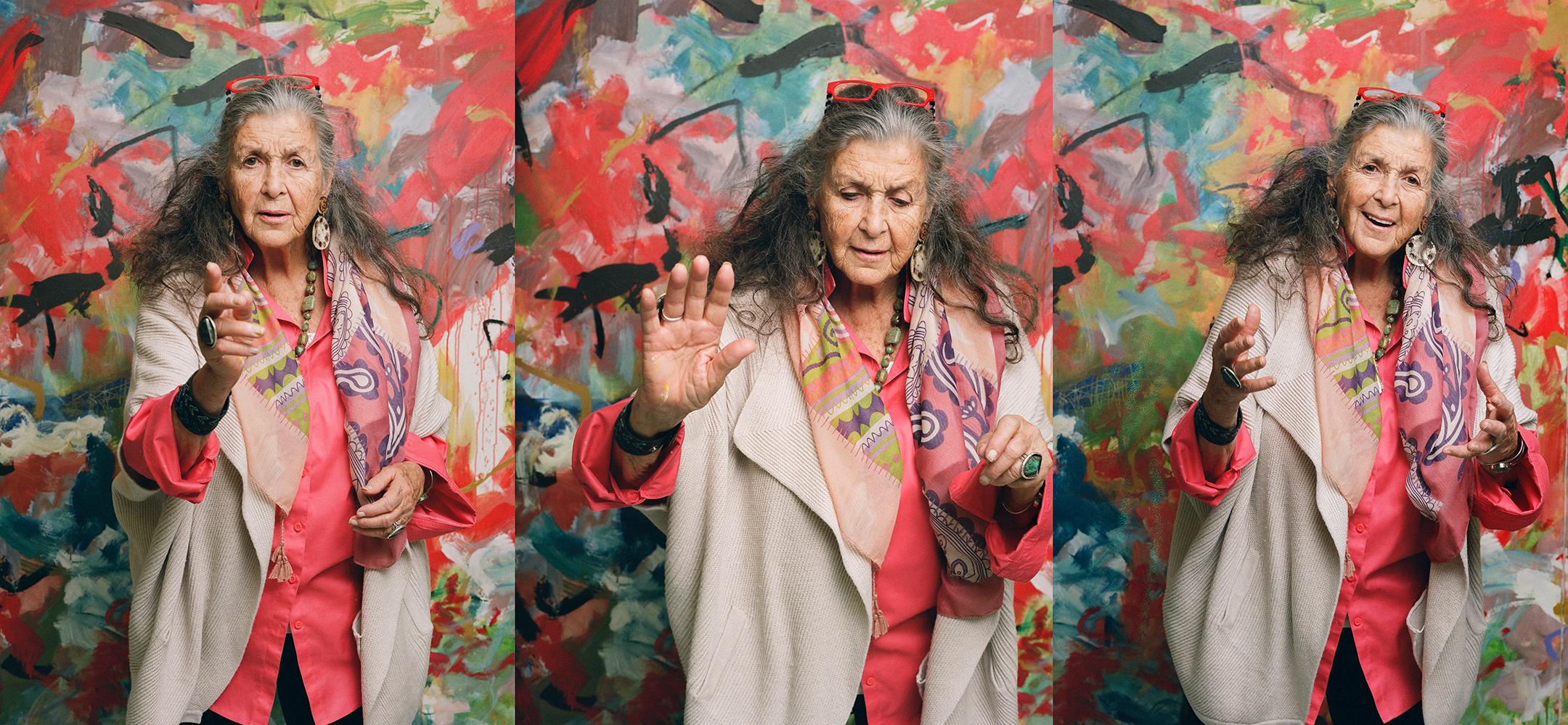 Neltje_Triptych_Colorful_Paintings_Portrait_Women_in_Wyoming.jpg