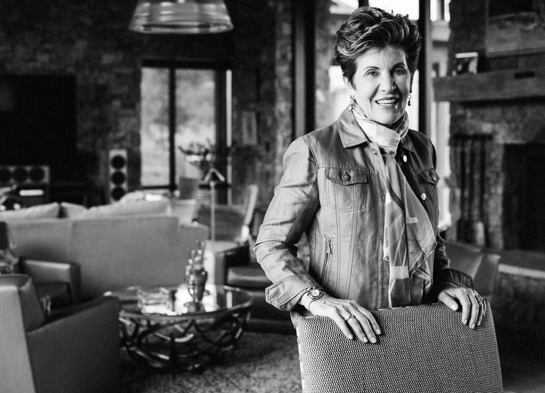 WW Founding Partner & Sponsor, Debby Hopkins.