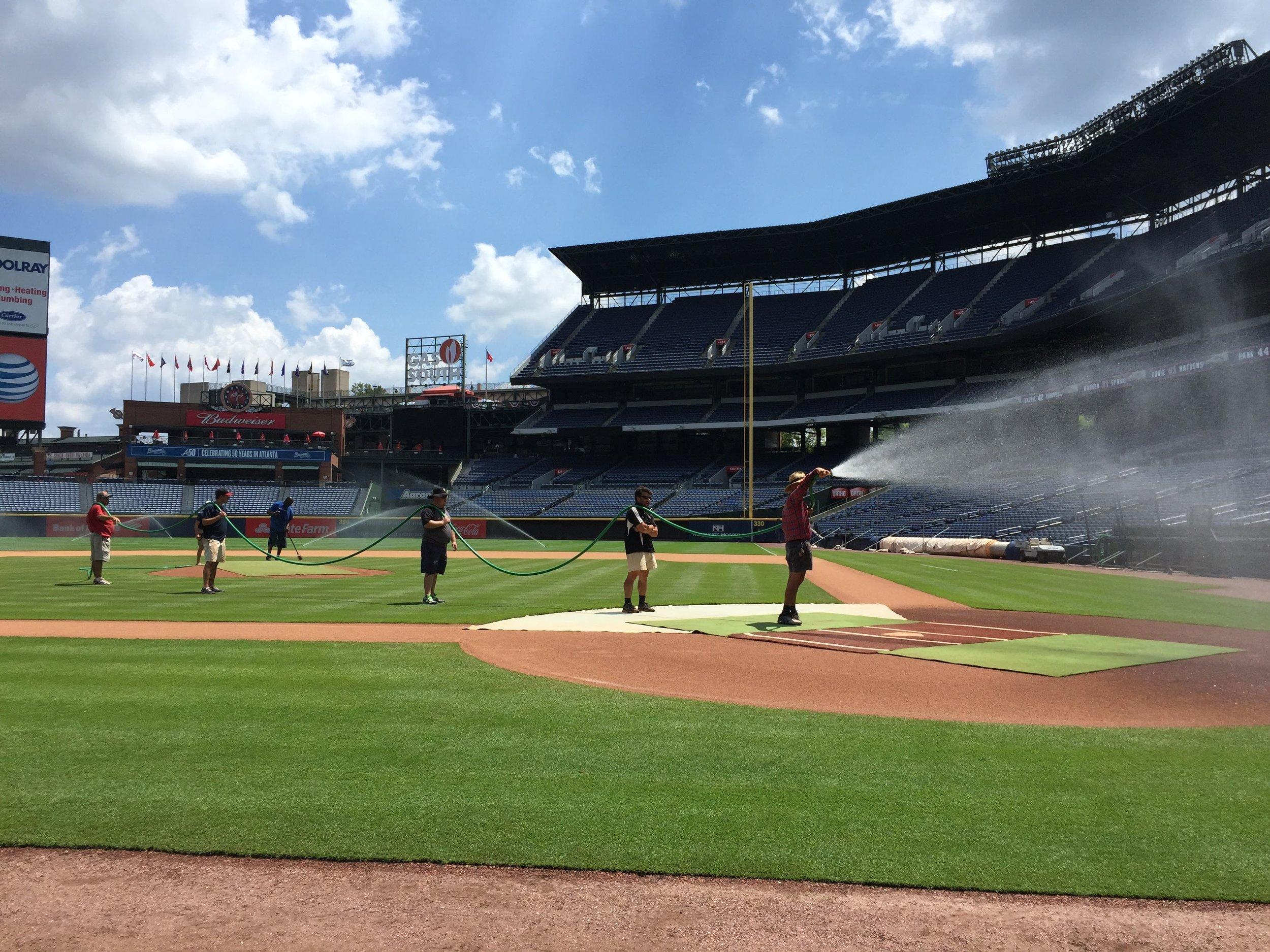 Turner Field (Atlanta, GA)