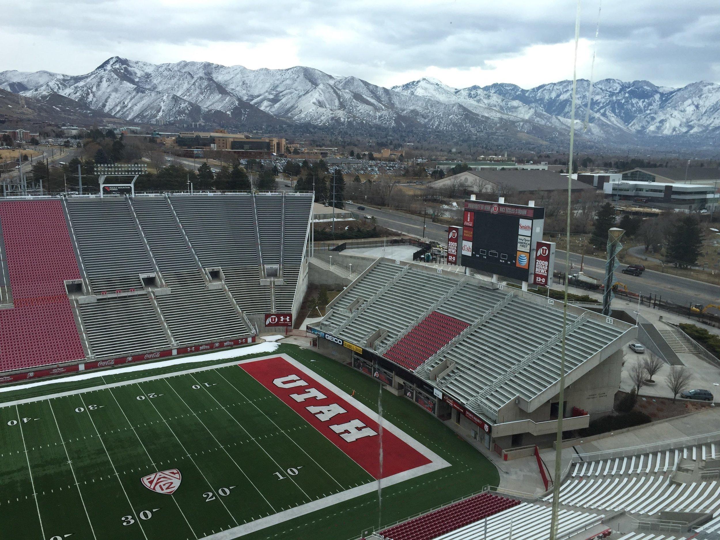 Rice-Eccles Stadium (Salt Lake City, UT)