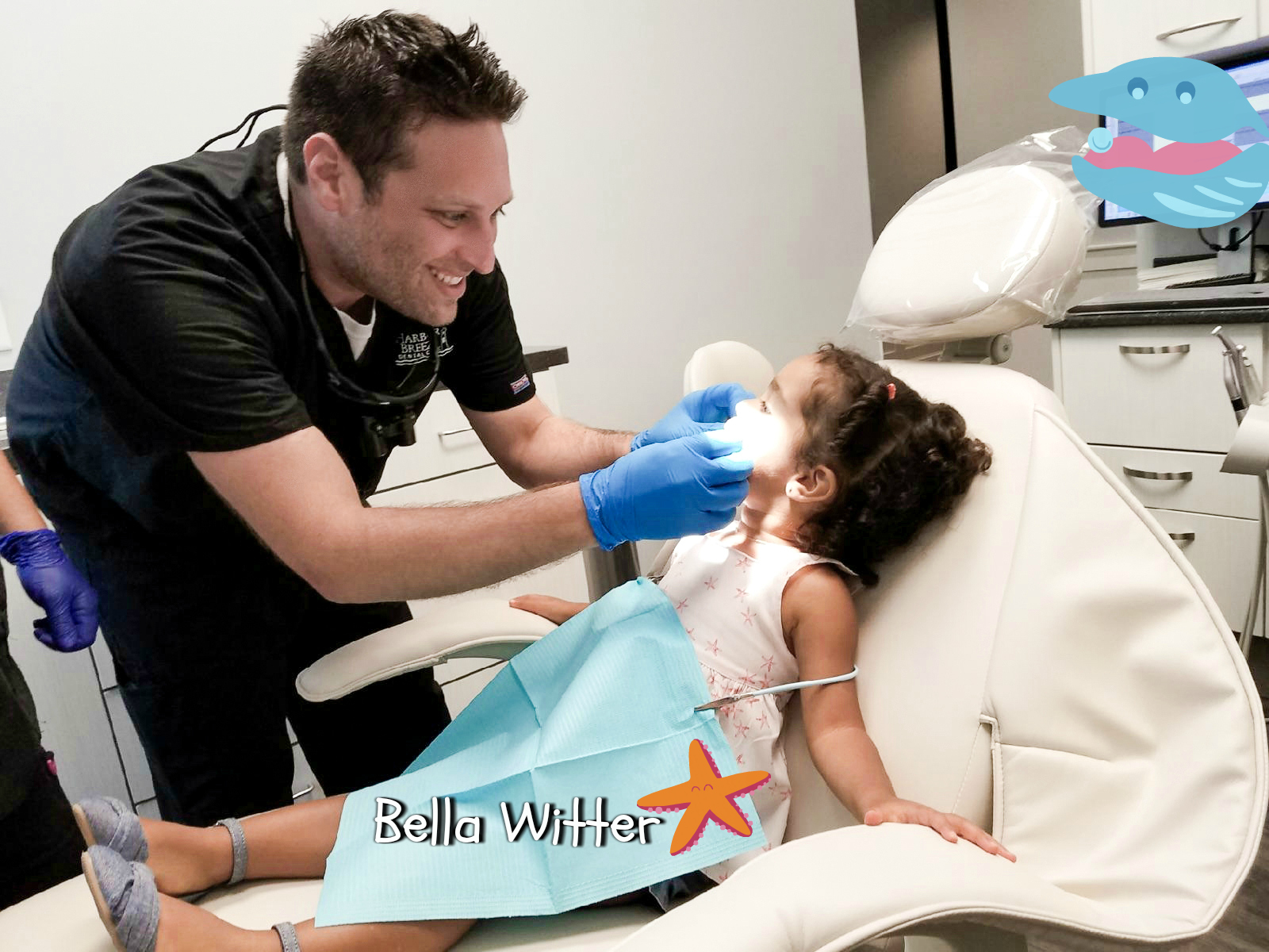 Dentist with patient Bella Witter.jpg