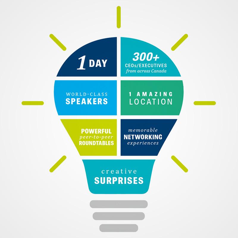 Dana Lu graphic design MacKayCEOForums infographic design