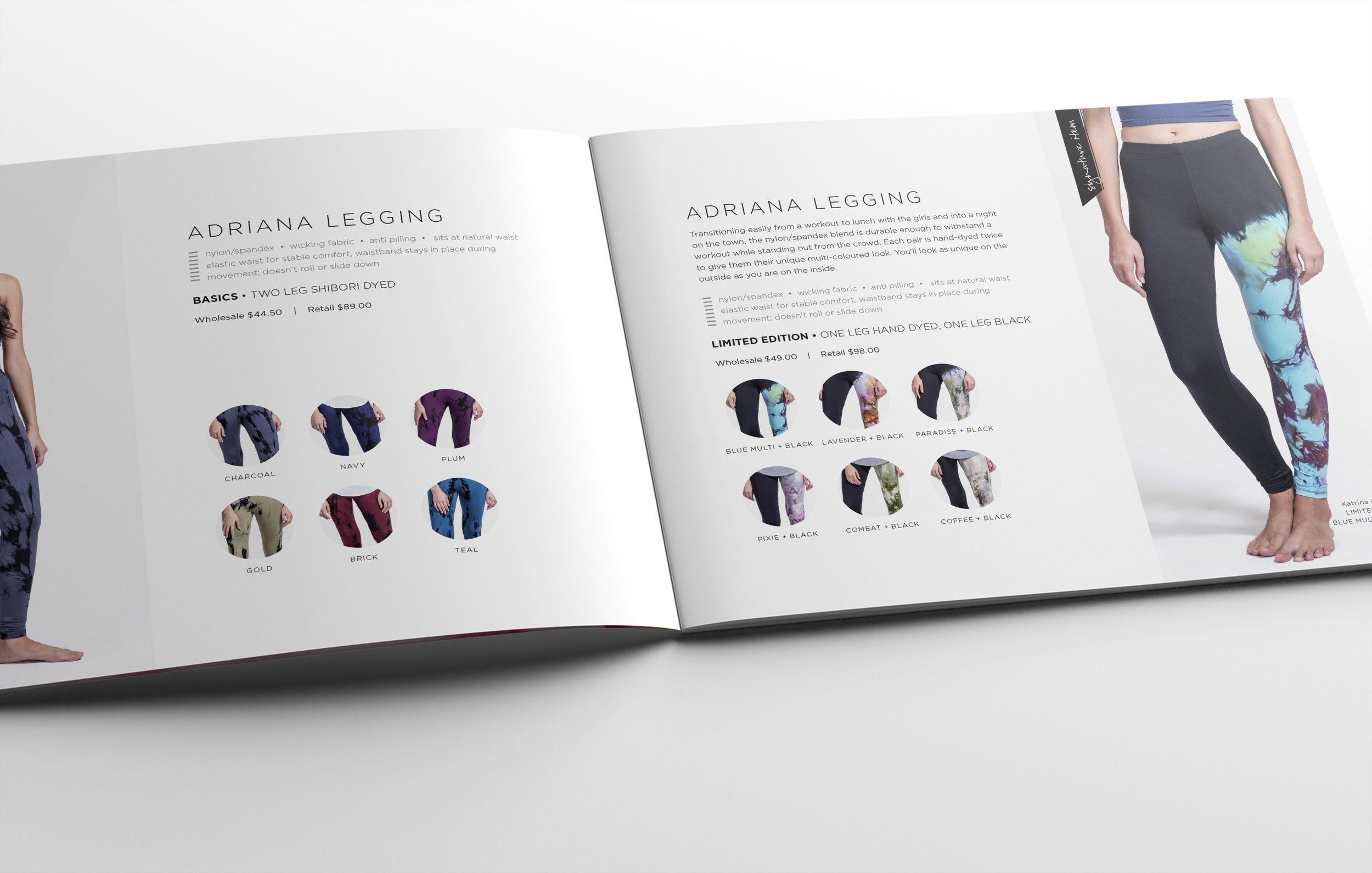 Daub+Design look book close up