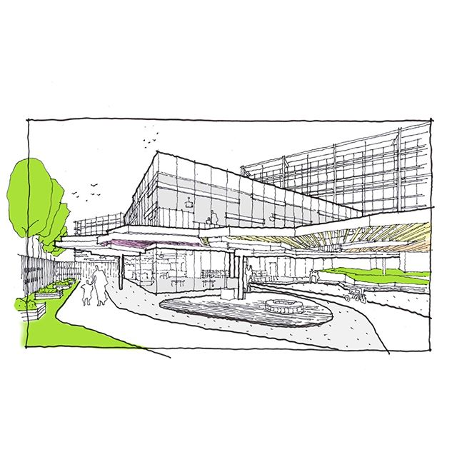One of the very early concept sketches for the Childcare at @caribbean_park.⠀⠀⠀⠀⠀⠀⠀⠀⠀ .⠀⠀⠀⠀⠀⠀⠀⠀⠀ .⠀⠀⠀⠀⠀⠀⠀⠀⠀ .⠀⠀⠀⠀⠀⠀⠀⠀⠀ Geometric Landscaping edges at Caribbean Park⠀⠀⠀⠀⠀⠀⠀⠀⠀ .⠀⠀⠀⠀⠀⠀⠀⠀⠀ .⠀⠀⠀⠀⠀⠀⠀⠀⠀ .⠀⠀⠀⠀⠀⠀⠀⠀⠀ .⠀⠀⠀⠀⠀⠀⠀⠀⠀ #architecture #melbournearchitecture #archilovers #australianarchitecture #architecurelover #archdaily #instaarchitecture #instaarch #architecture_hunter #architizer #soarch #next_top_architects #design #architect #melbournearchitect #architecturalsketch #architecturaldrawing #archisketch #archisketcher
