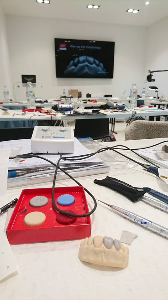 Wax-up & Morphology Course with Szabolcs Hant