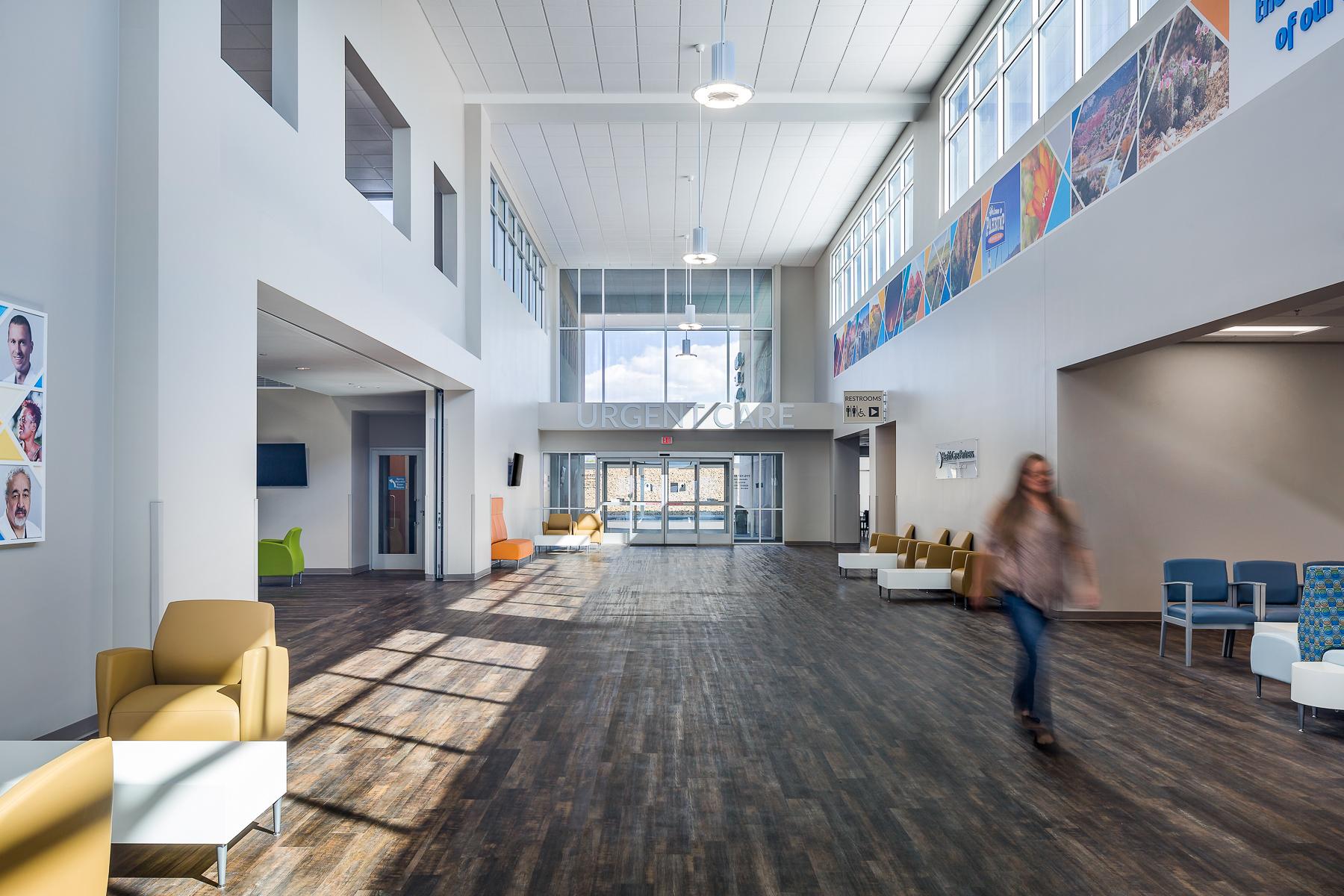 HealthCare Partners Interior Lobby