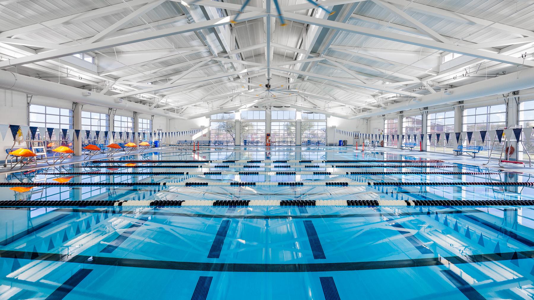 Aquatic Springs Pool