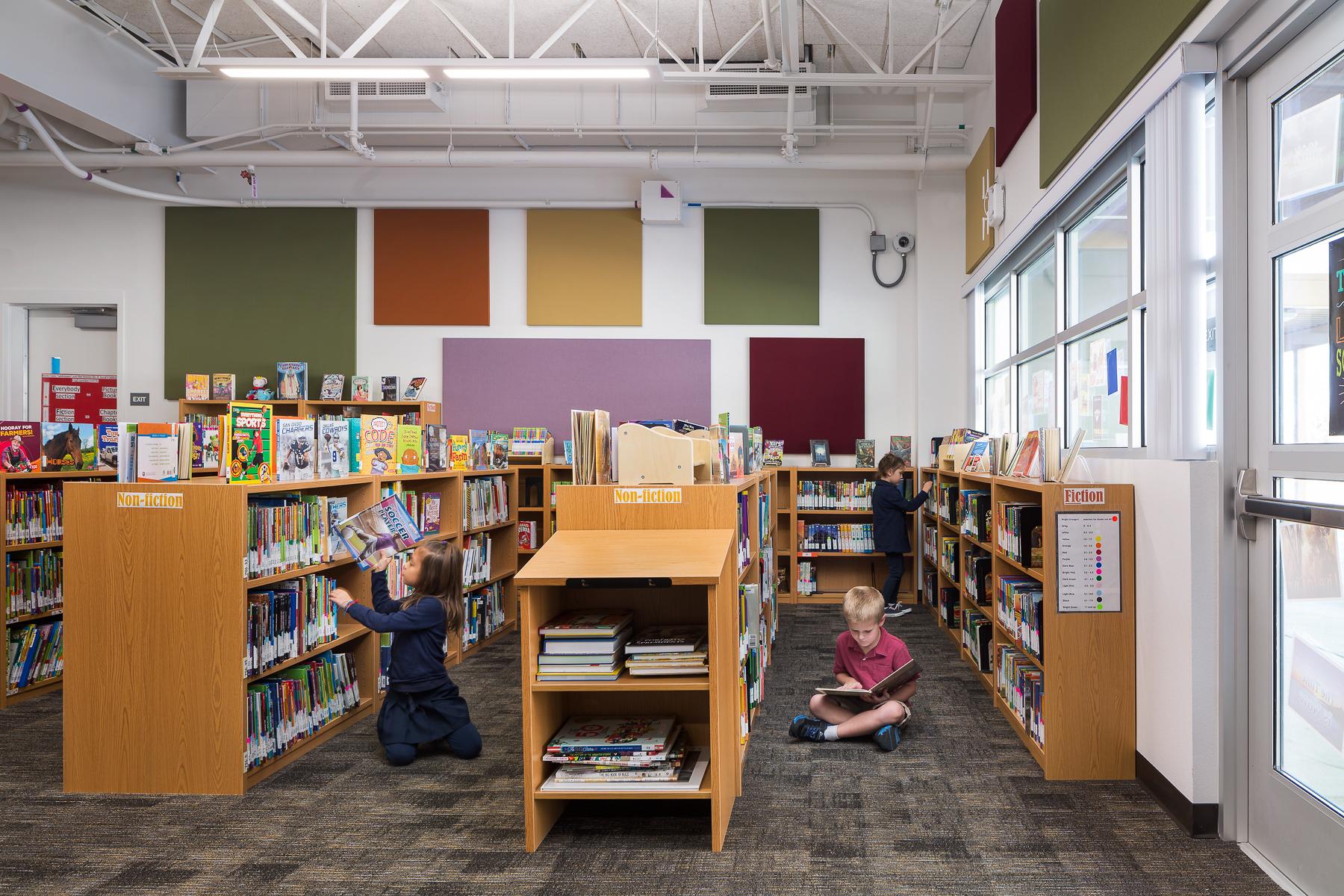 Josh Stevens Library 2