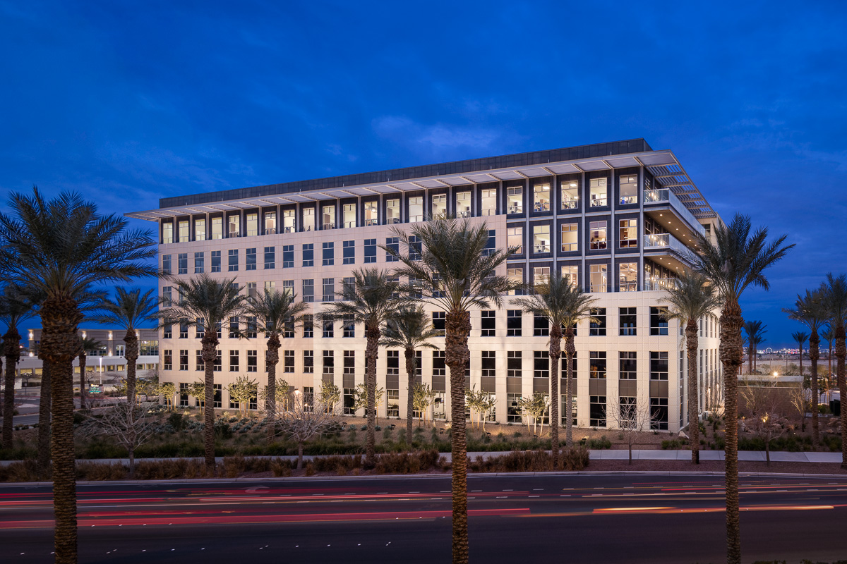 Two Summerlin office building in Las Vegas, NV
