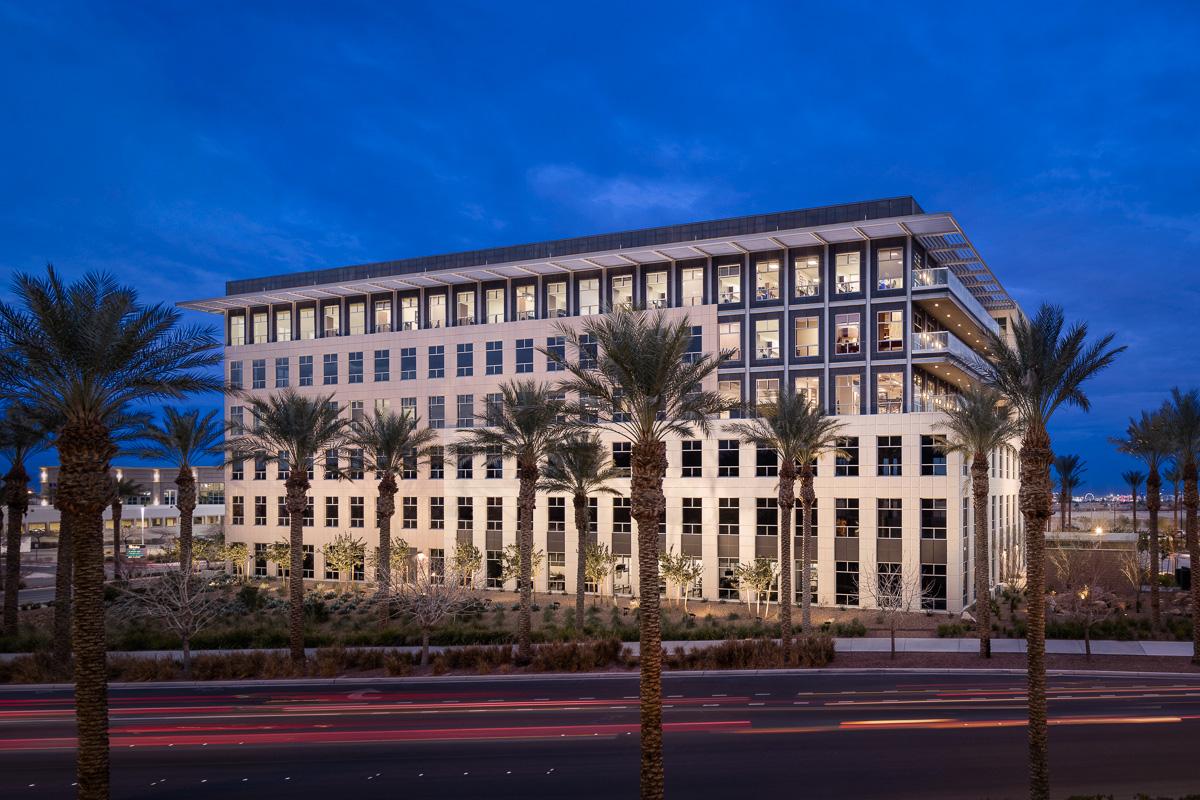 Two Summerlin office building in Las Vegas, NV