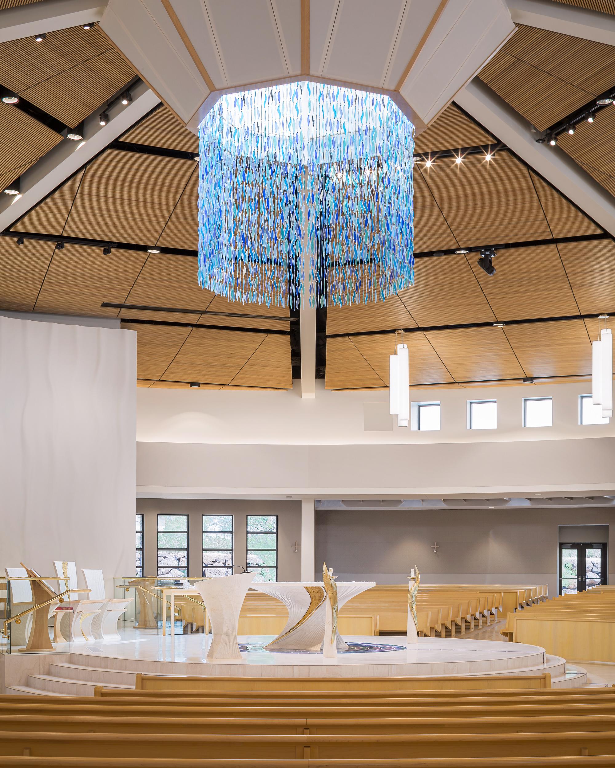 Holy Spirit Main Pulpit