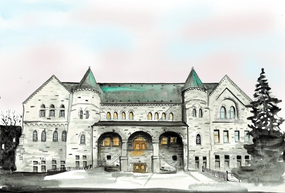 9 - Ontario Hall