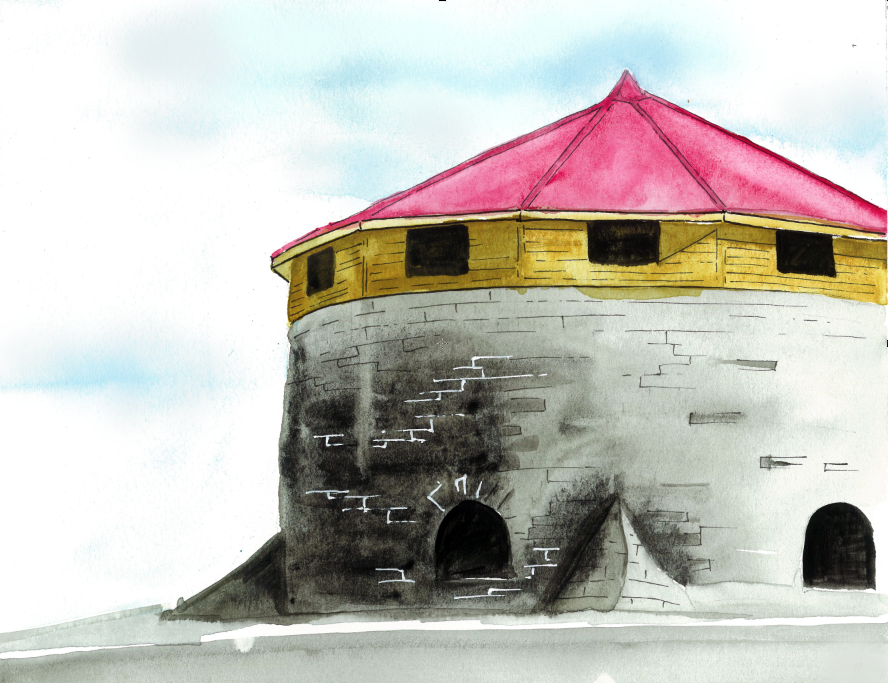 8 - Murney Tower