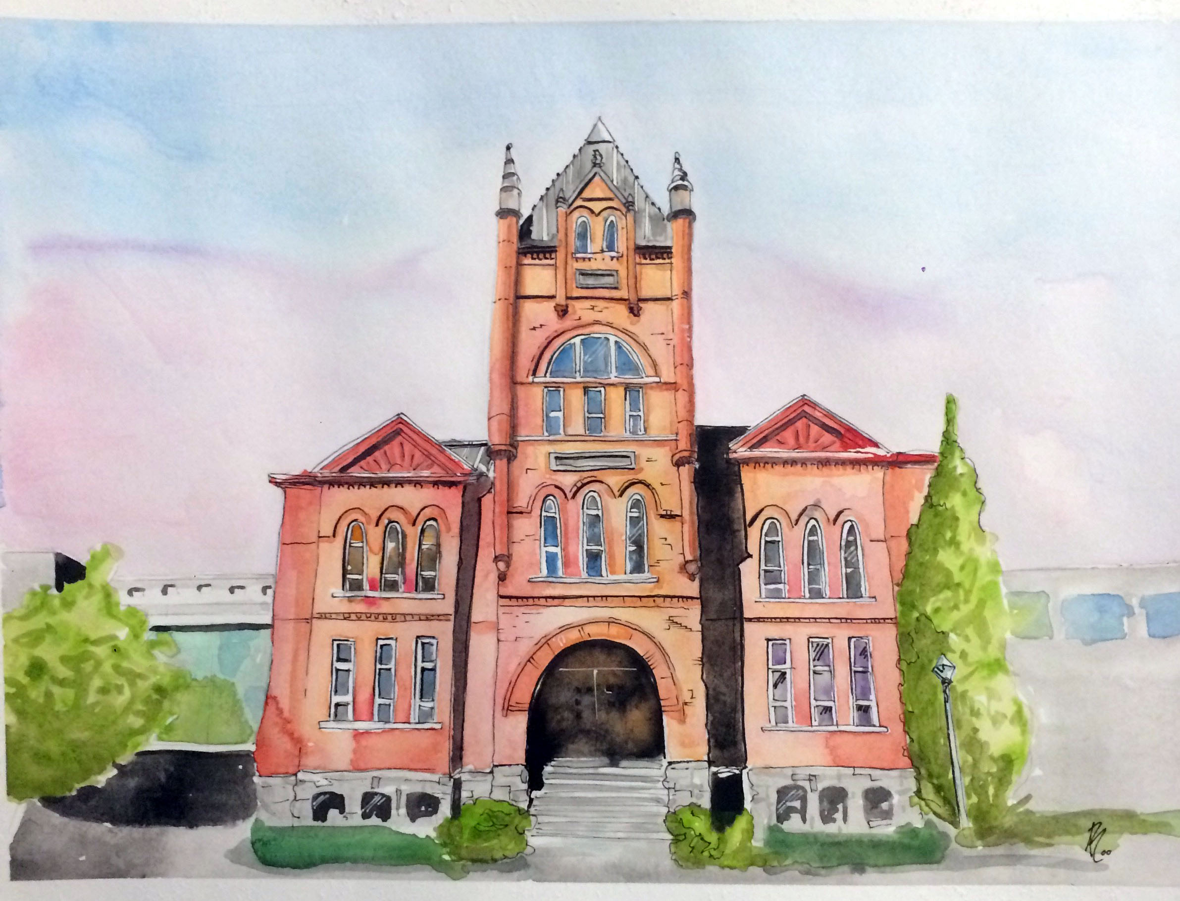 10 - Goodes Hall
