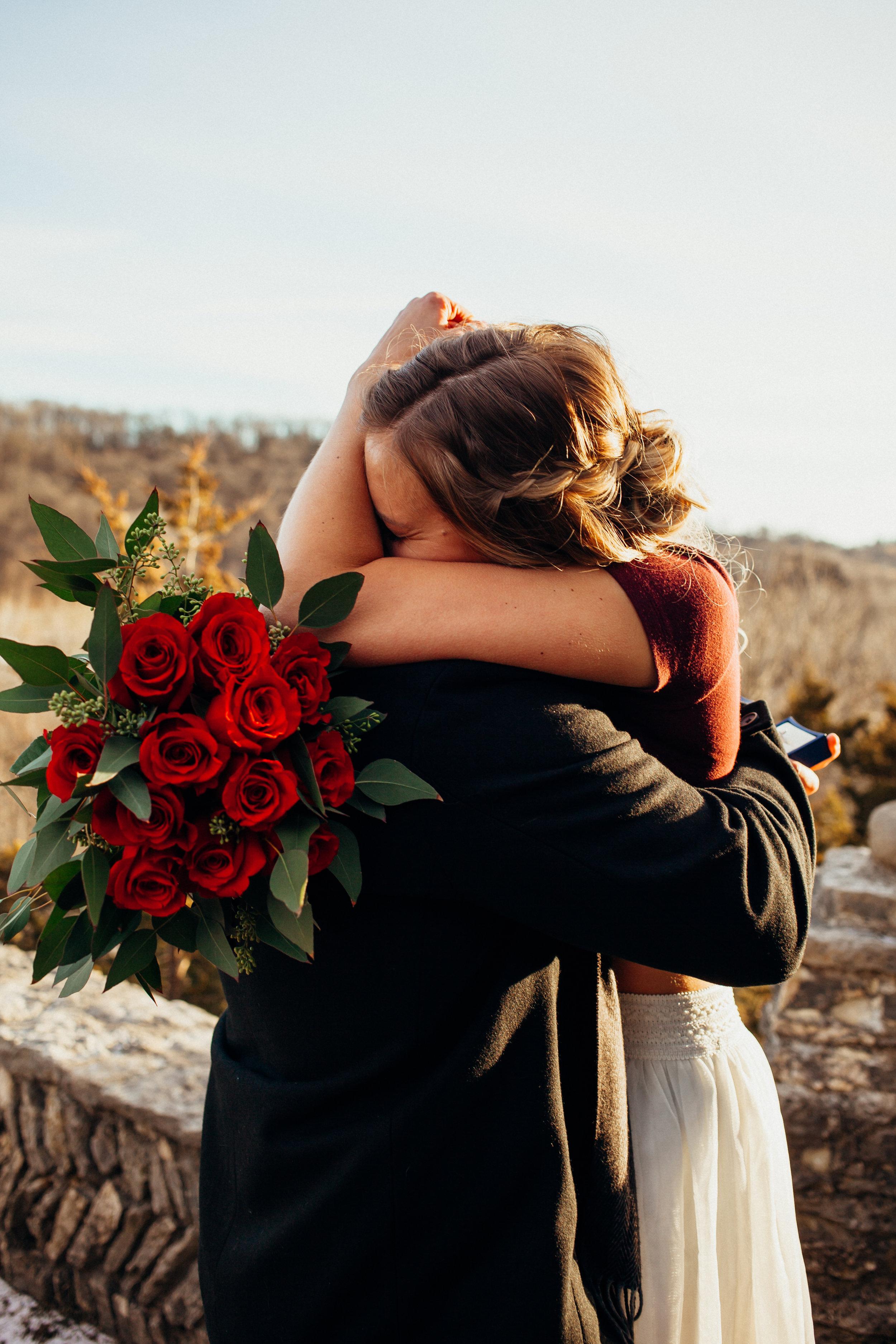Surprise Engagements -
