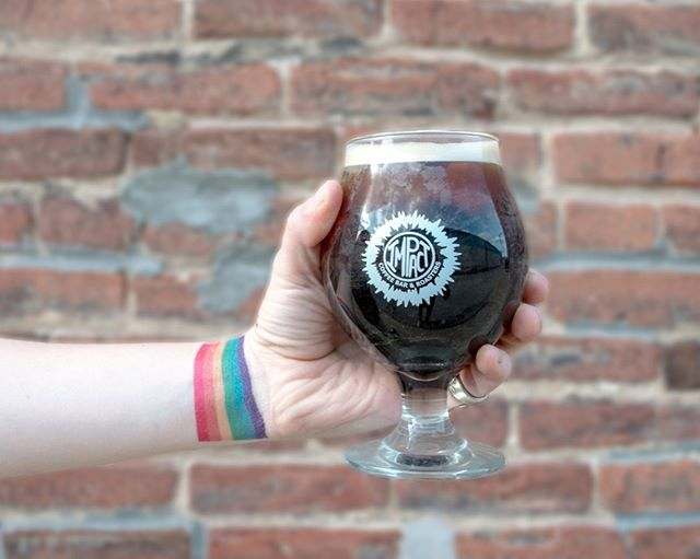 This weekend we're raising a glass of cold brew to equality and love for all. Happy @decorahpride 2019!⠀⠀⠀⠀⠀⠀⠀⠀⠀ Love is love.⠀⠀⠀⠀⠀⠀⠀⠀⠀ 🌈⠀⠀⠀⠀⠀⠀⠀⠀⠀ 🌈⠀⠀⠀⠀⠀⠀⠀⠀⠀ 🌈⠀⠀⠀⠀⠀⠀⠀⠀⠀ #xoxonitroman #gaypride #lgbtsupporter #pride🌈 #queerpride #smallcoffeeshop #craftcoffee #nitrocoldbrew #nitro #loveislove