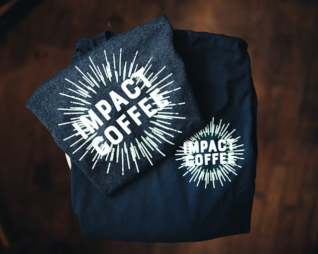 Need some Imact swag in your life? We've got merch on sale! . . Impact Tees for $10 and long sleeve shirts for $15, 16oz tulip glasses for $4- buy 3, get one free! If you've been looking for the perfect gift to remind your soon-to-be grad of Decorah or their favorite coffee shop, come check out our sale stuff! . . #xoxonitroman #craftcoffee #independentcoffeeshop #coffeeroaster #baristalife #nitrocoldbrew #visitdecorah #exploredecorah #driftlessia