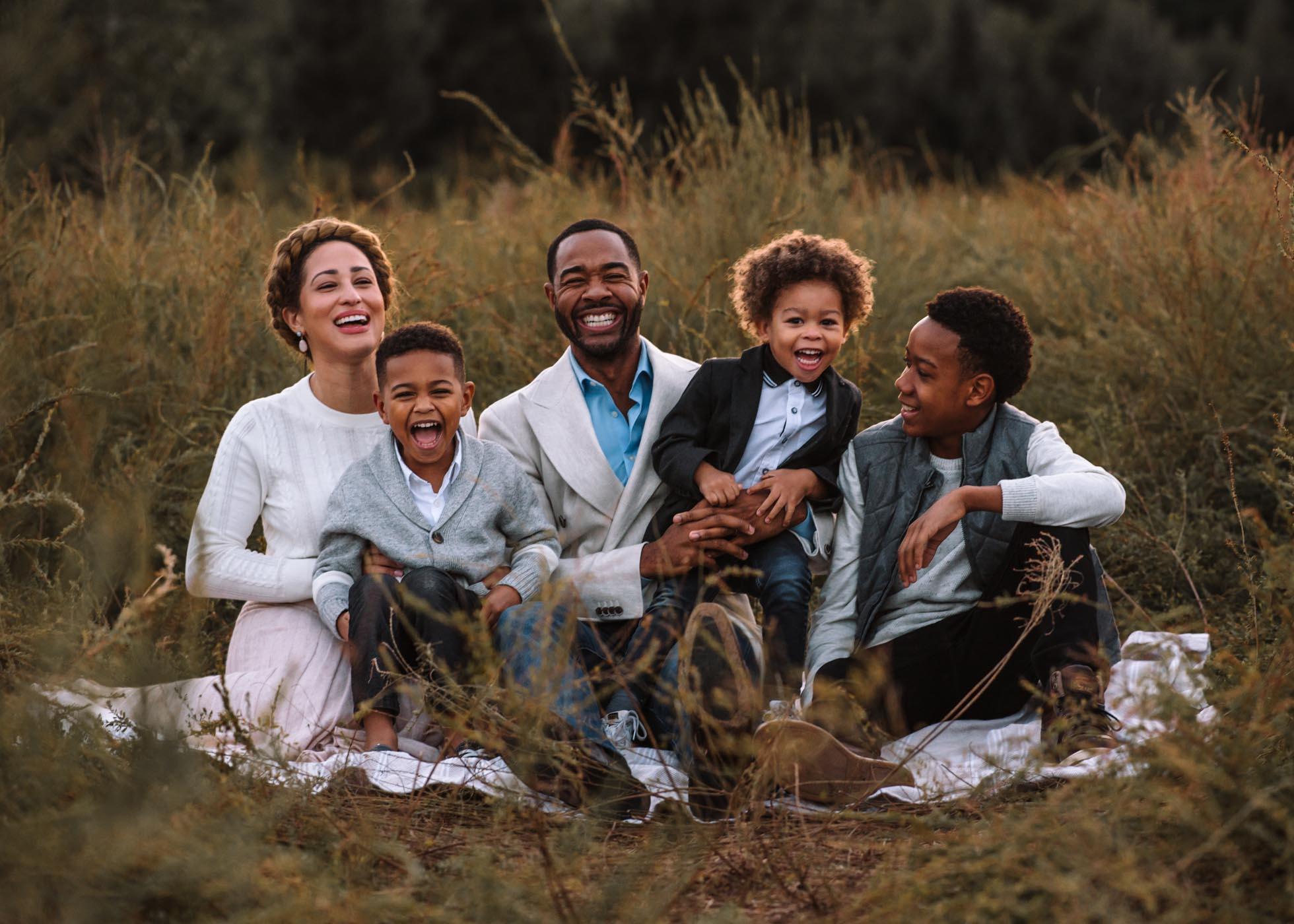 Atlanta Family Photographer | Alpharetta Family Portraits
