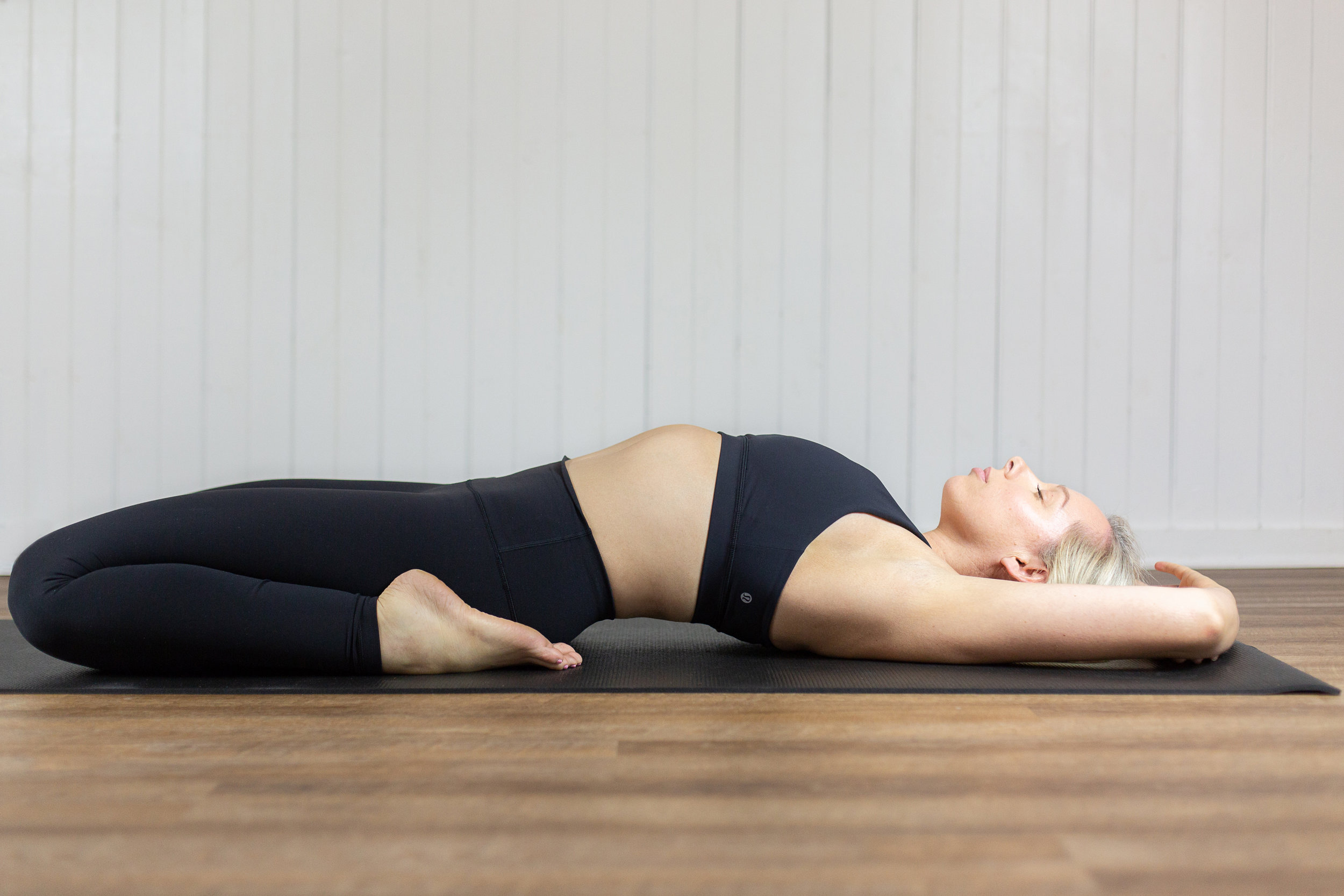 Restore… - A gentle restorative yoga practice designed especially to help balance hormones, restore a state of calm in the nervous system and settle a busy mind. Perfect for IVF support or to help promote natural fertility.