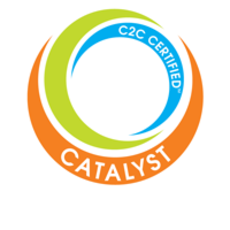 Cradle to cradle certified catalyst