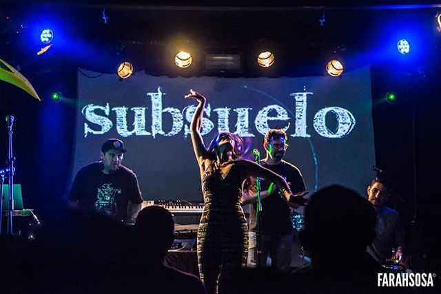 #LosAngeles The entire @subsuelocrew returns to @dubclubla April 25 for #dubclubmeetssubsuelo 🔥 ...and we are bringing one of LA's premiere #Salsa bands @thereallaverdad 🔥 #SubsueloConSalsa 🌶 FREE b4 10PM ● link in bio ● (📷 @farahstop )
