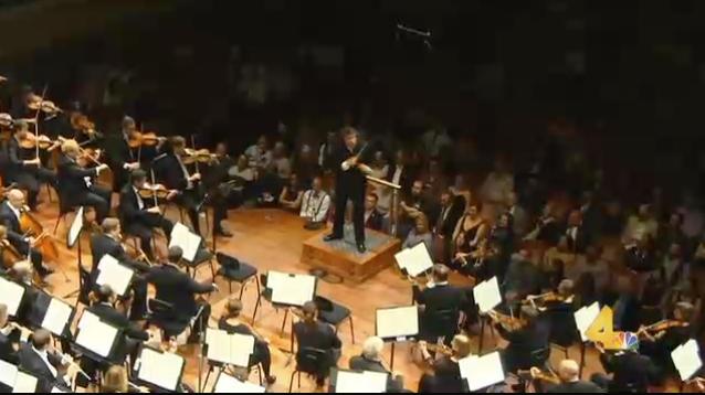 WSMV's Today in Nashville – September 28, 2016 Giancarlo and the Nashville Symphony's 70th