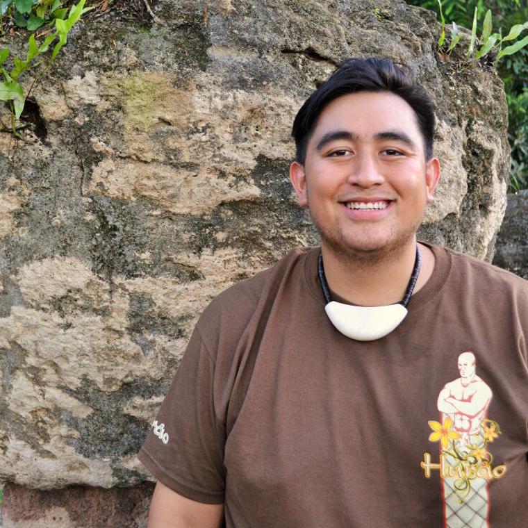 Sainan Osgon | Terrance Diego  Pineksai-Chamoru Immersion Educator    Educator at Marcial A. Sablan Elementary School, Acoustic Guitarist, San Jose Parish Catechism Educator
