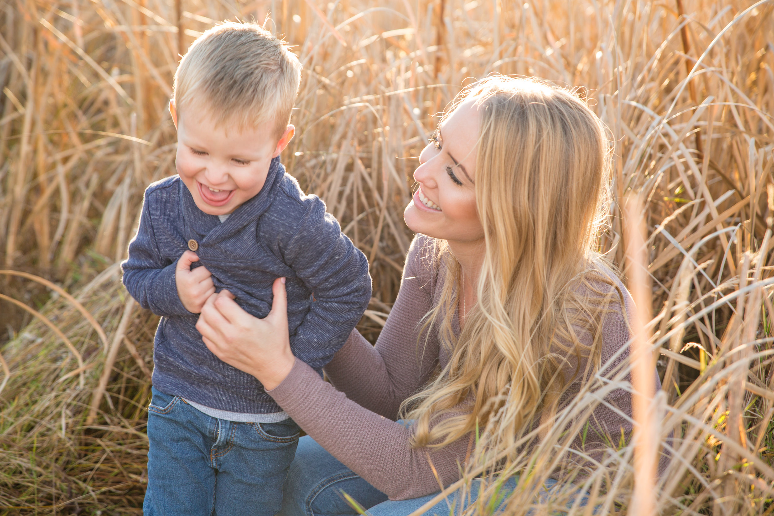 I am forever grateful to Paige. - She captured myself and my two boys perfectly. I am so beyond pleased with the photos, I can't wait to frame them and show them to everyone. My boys are very active little boys and Paige was so patient working with them that it took away my stress, I was able to enjoy the shoot and be in the moment.-Katie Dunn