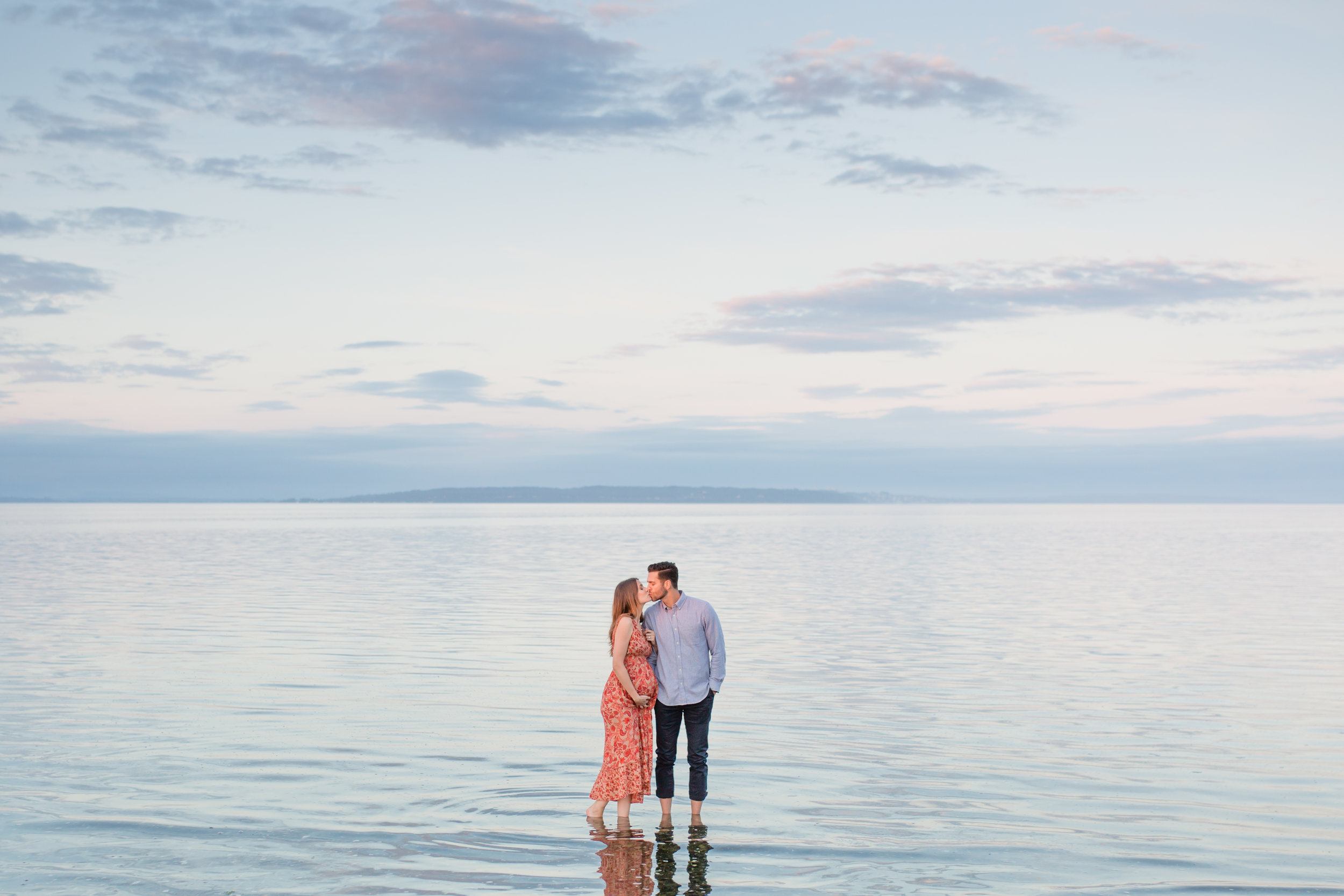 Centennial Beach Maternity Photos -5.jpg