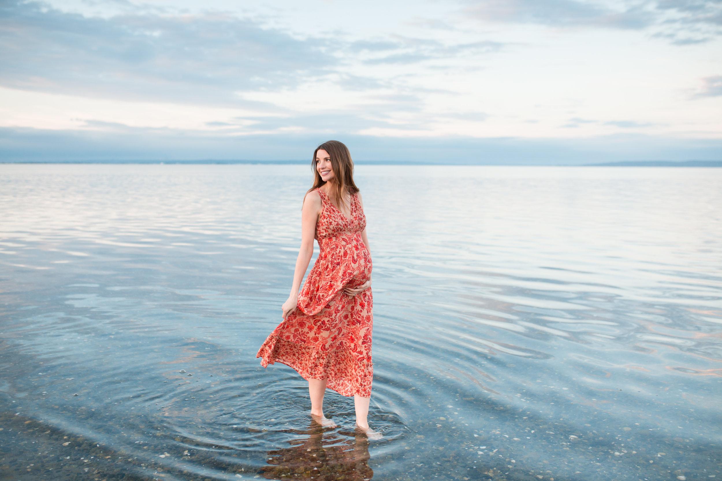 Centennial Beach Maternity Photos -9.jpg