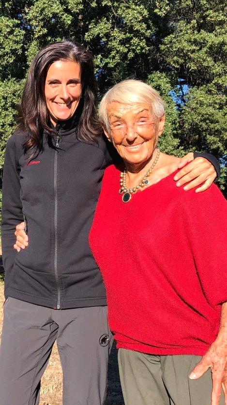 Nancy Frenette et Irène Grosjean