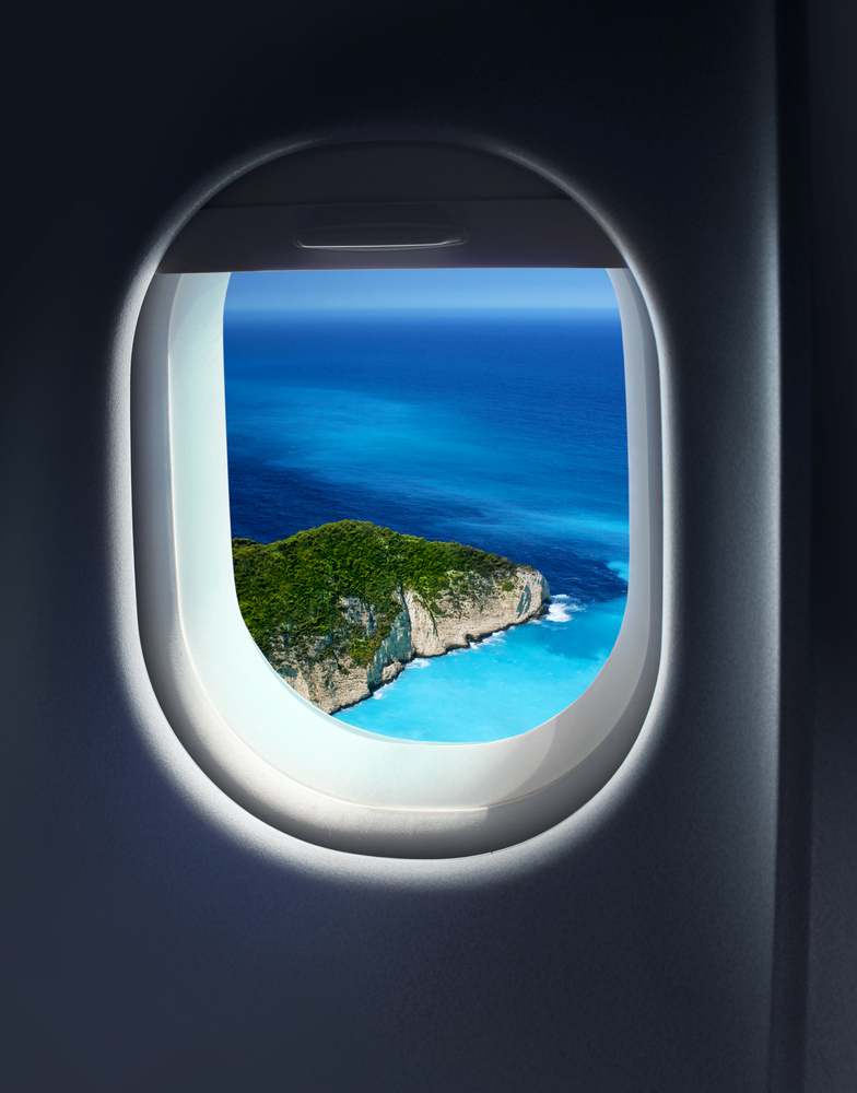 Range International Aircraft Window