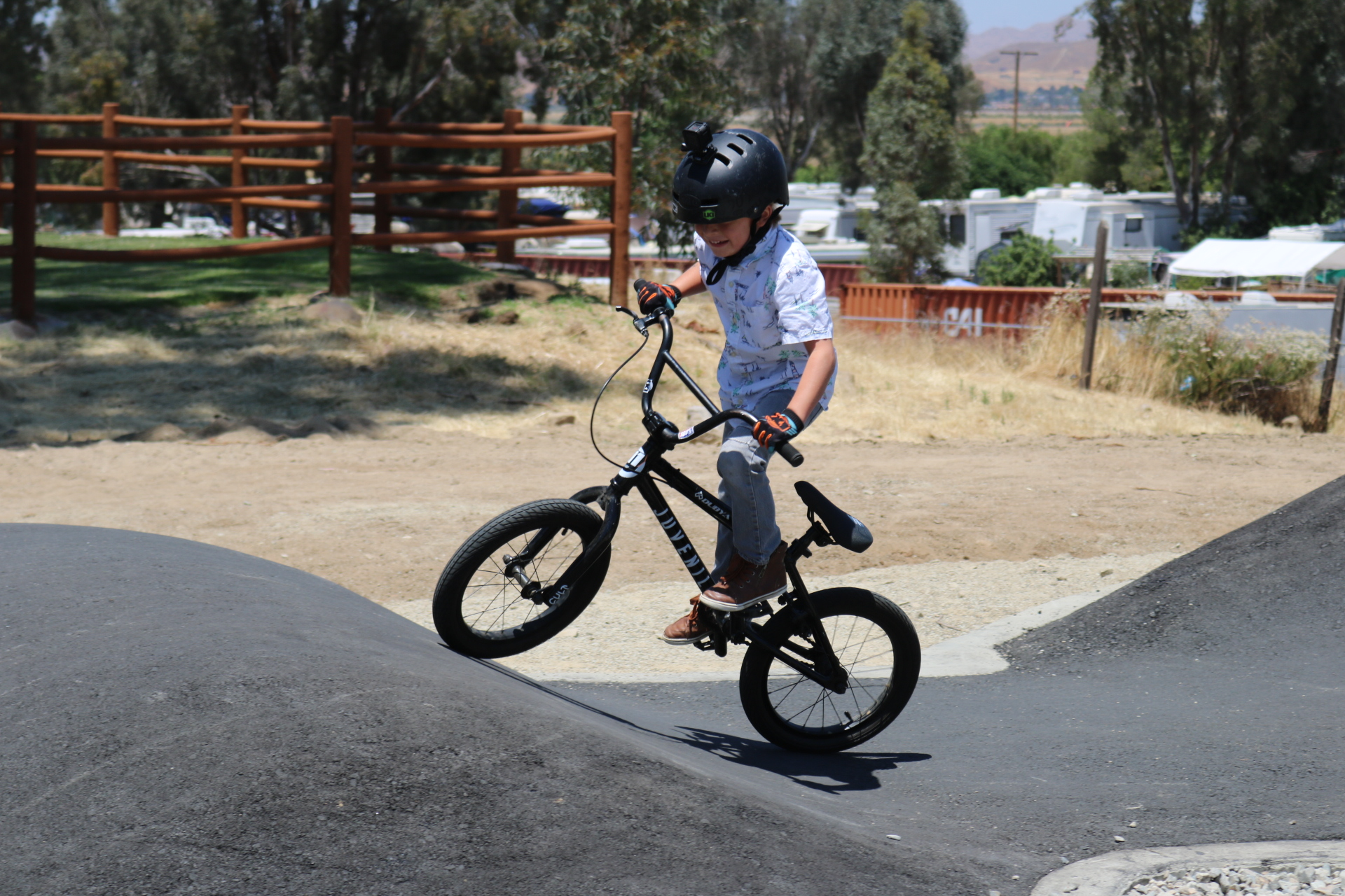 The Serenity Pump Track — My Two Wheel Life