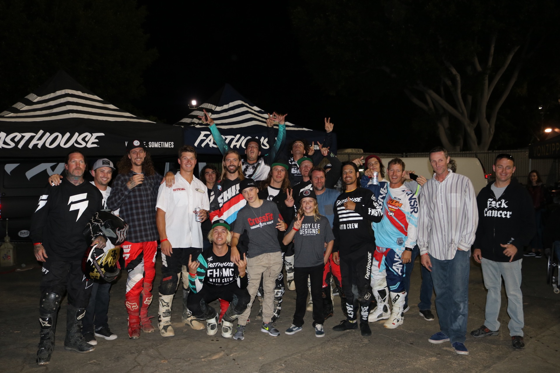 The 3rd Annual Knobby Night — My Two Wheel Life