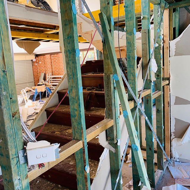 #inside #mess #renovation #howtosavemoney #business #entrepreneur #entrepreneurlife #contractor #igdaily